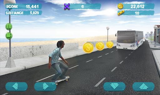 Street Skater 3D: 2 1.3 screenshots 6