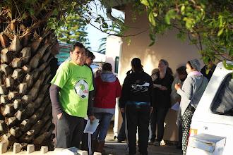 Photo: Outreach to Atlantis, Klein Dassenberg informal settlement.