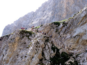 Photo: 2-7-2012  Verso rifugio Franchetti