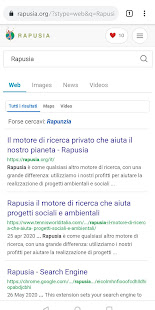 Download Rapusia Browser - Social and Privacy For PC Windows and Mac apk screenshot 2