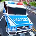 Offroad Police Car DE icon