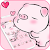 Pink Cute Love Piggy Theme file APK for Gaming PC/PS3/PS4 Smart TV
