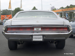 Photo: Mercury Cougar
