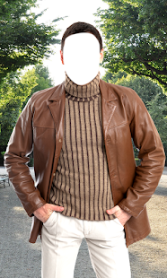 Man Jacket Photo Suit - náhled