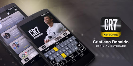 Cristiano Ronaldo Keyboard 3.1.46.73 screenshot 632499