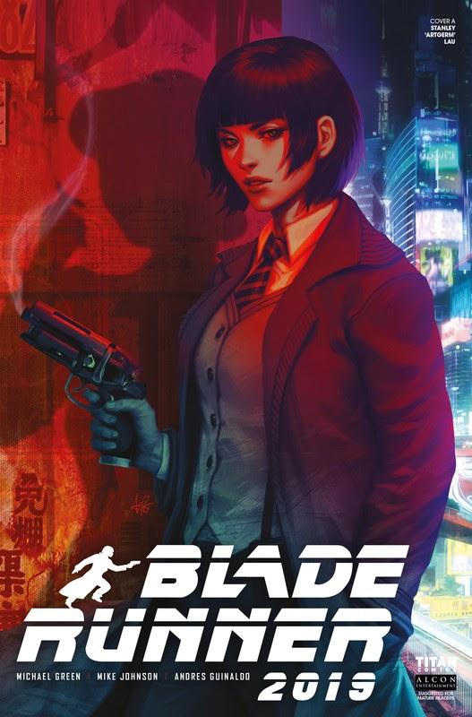 Blade Runner 2019 (2019) - complete