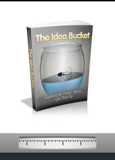 Idea Bucket App