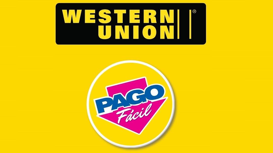 PAGO FÁCIL - WESTERN UNION CENTRO DE PILAR - Pagá todas tus facturas y  enviar dinero a cualquier parte del mundo fácil y rápido. ESTAMOS DENTRO DE  LA TERMIÁL DE COLECTIVOS DE PILAR