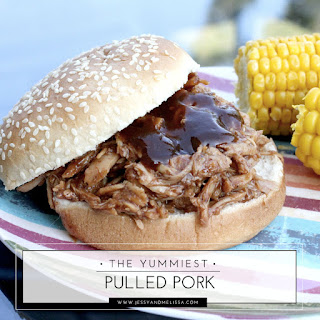 The Yummiest Pulled Pork.