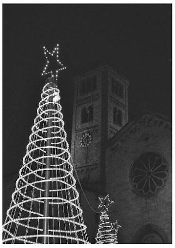Natale in bianco... e nero di ETTORE STABILINI