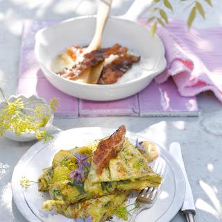Bauernblüten-Omelette