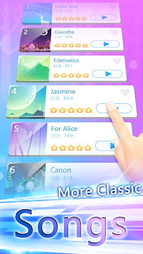 Piano White Go! 1.53 screenshots 11