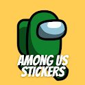Among Us Stickers for WhatsApp icon
