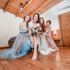 Wedding photographer Anna Lysa (Lavdelissanna). Photo of 07.03.2018