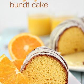 Orange Juice Bundt Cake.