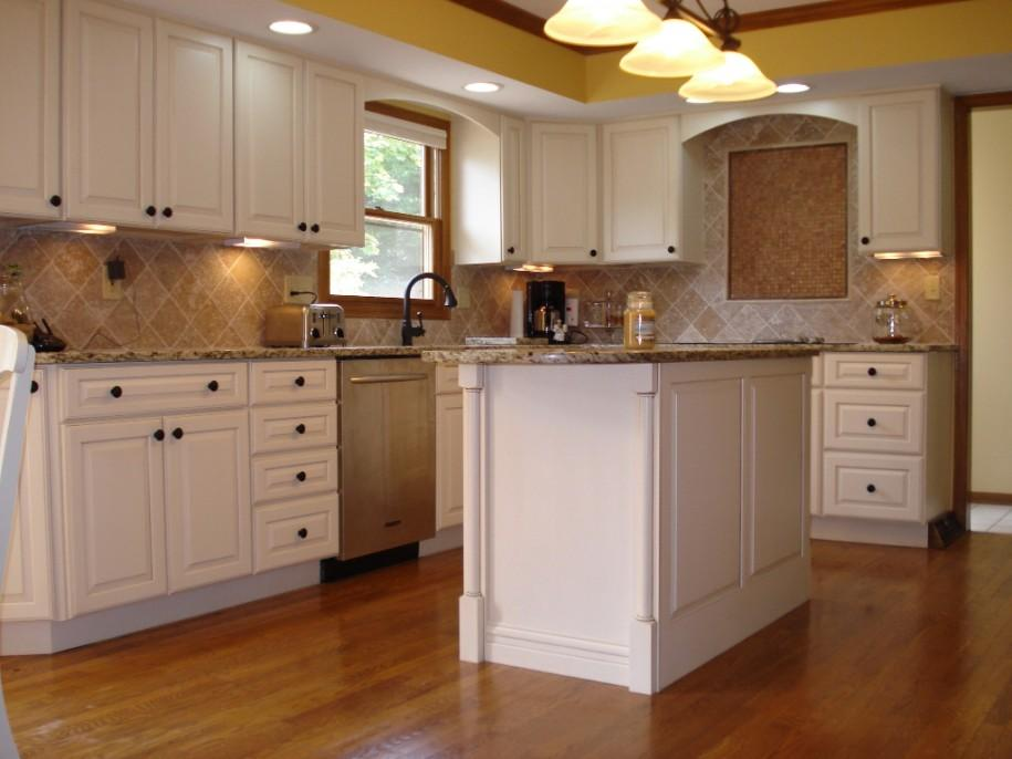 Kitchen remodeling designs android apps on google play for Kitchen renovation styles