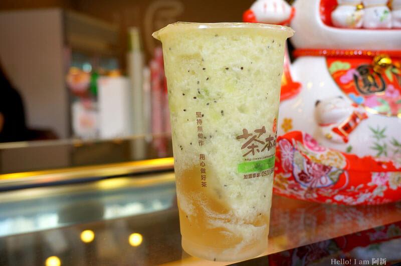 茶本味手作茶鋪,大甲飲料店-19