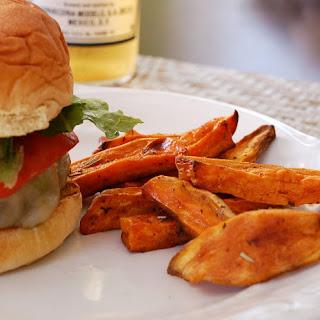 Herbed Sweet Potato Fries Recipe