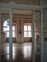 Photo: Sala Posągowa o wystroju klasycystycznym