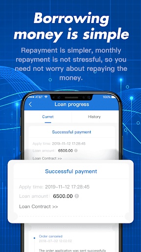 Big Borrow-Provide financial services - screenshot