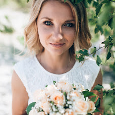 Wedding photographer Yana Bokareva (bokaryshka). Photo of 11.07.2015