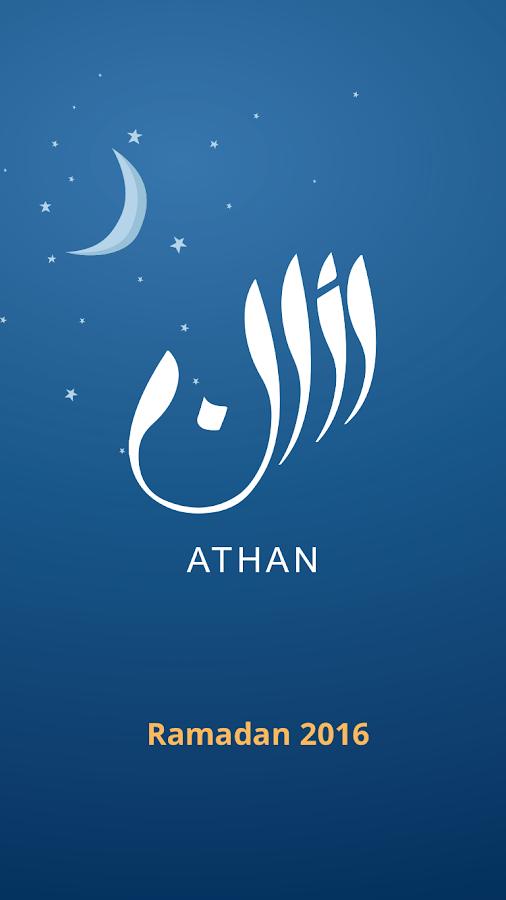 Athan - Ramadan Calendar 2016 - Android Apps on Google Play