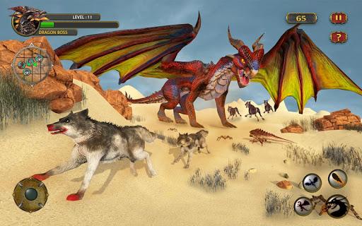 Dragon Simulator Attack 3D Game 2.2 screenshots 5