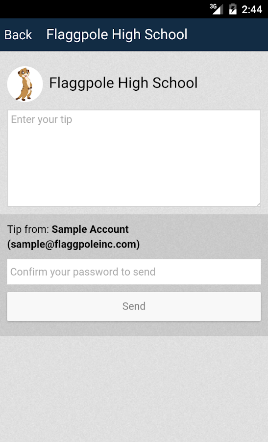Flaggpole- screenshot