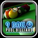9 ball pool billiard icon
