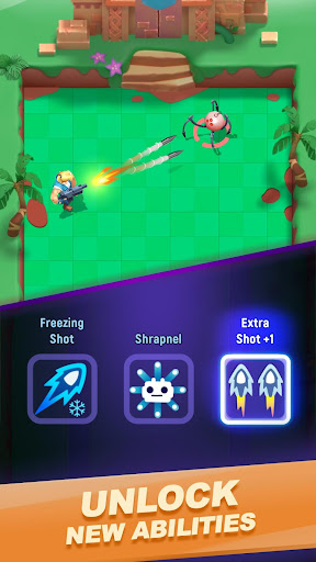 Monster Shooter World android2mod screenshots 2