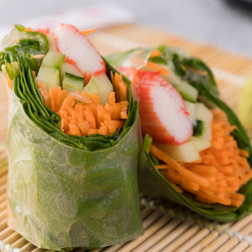 Cali Spinach Roll