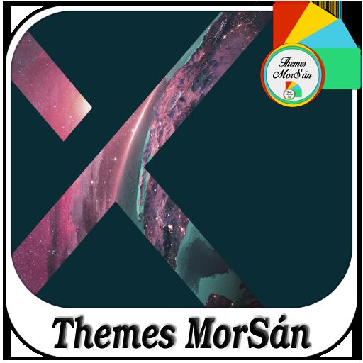 Bright Planet : Xperia Theme
