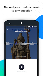 Vokal - Share Knowledge with Indians in your Voice- screenshot thumbnail