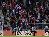 Mouscron s'impose à Ostende 0-1