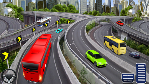 City Coach Bus Simulator 2018: Hill Bus Driving 3D 1.0 screenshots 3