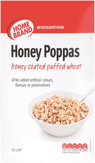 picture of honey poppas front box
