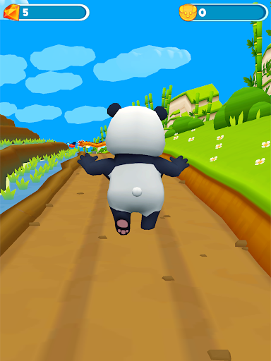 Baby Panda Run 1.2.15 screenshots 10