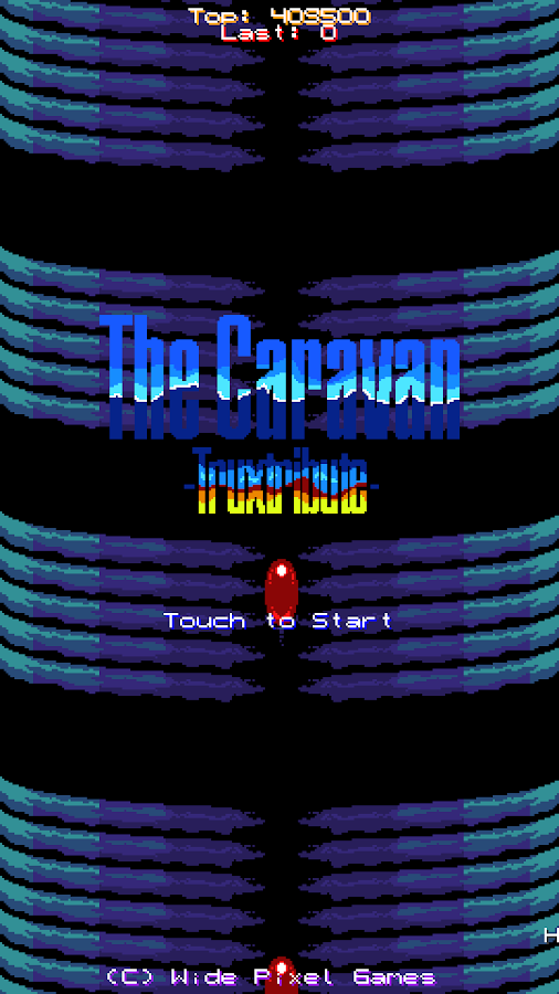 The Caravan - Truxtribute- screenshot