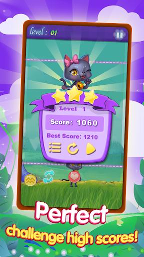 Crazy Cat Bubble Games  screenshots 4