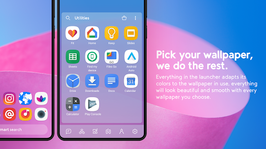 Smart Launcher 5 MOD Apk 5.4 (PRO UNLOCKED) 2