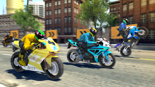 Download Bike Racing Rider MOD APK 3