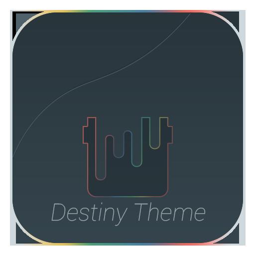 Destiny Dark ThemeTE CM12-13