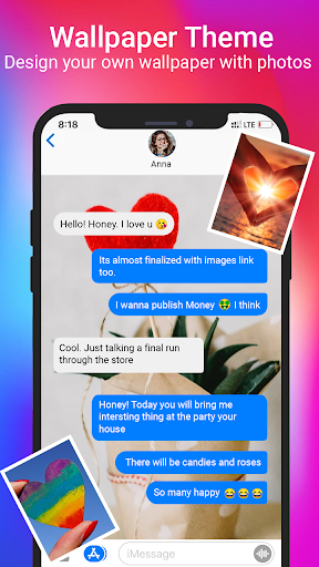 Themes Color Messenger screenshot 16