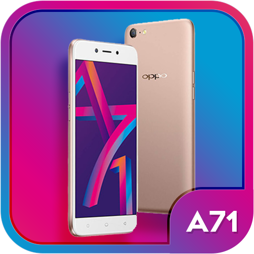 Theme for Oppo A71 2018 - Icons & Stock Wallpapers