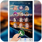 Photo Caller Screen Dialer