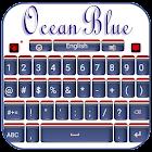 Oceanic Blue Keyboard icon
