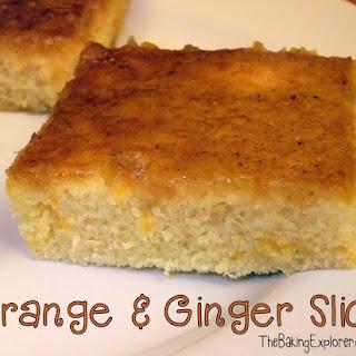Orange Slice Cake Brown Sugar Recipes
