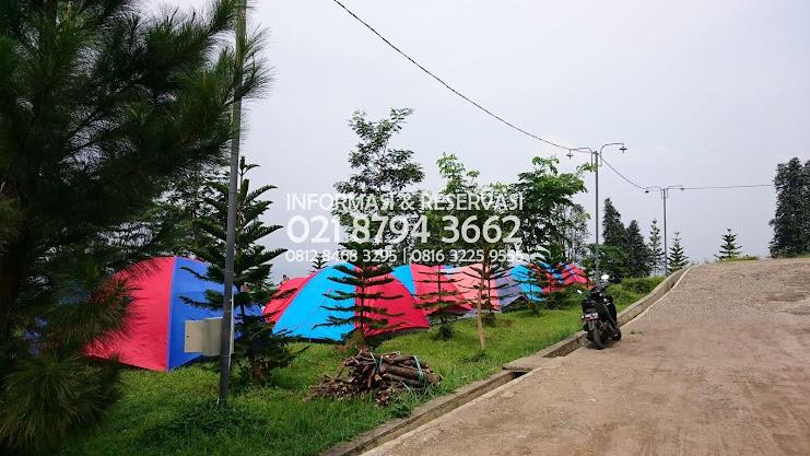 Rekomendasi Tempat Perkemahan Murah Banget  sangat Pas untuk anda yang tinggal di Sekitar Sukakarya - Bogor Tempatnya di Area Sentul