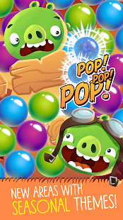 Angry Birds POP Bubble Shooter Screenshot 14