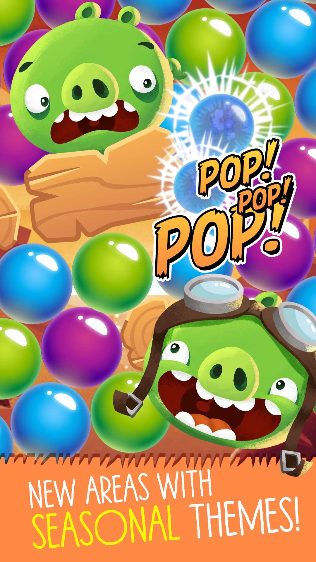 Angry Birds POP Bubble Shooter screenshot #14